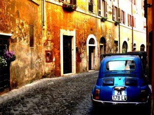 le zone più in voga di Roma