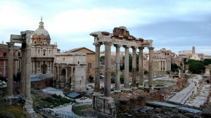 Roma: le zone più in voga