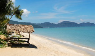 L'isola di Penang in Malesia
