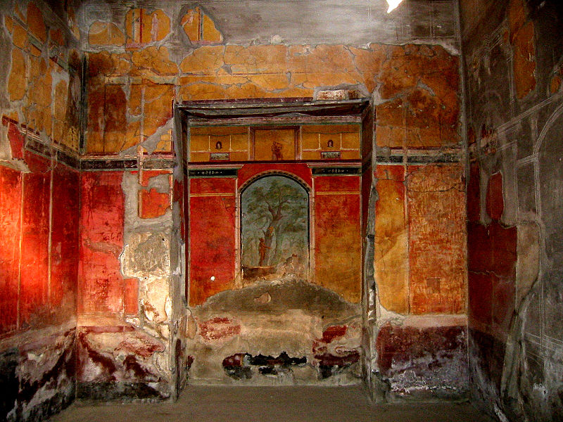 oplontis ville romane
