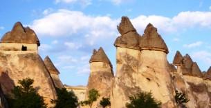 Visitare la Cappadocia