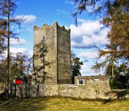 castelli infestati irlanda