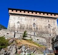 Visitare Verrès in  Val d'Aosta