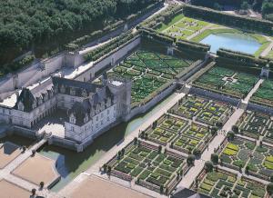 castello villandry giardini