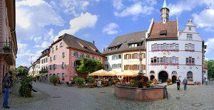 Visitare Staufen im Breisgau