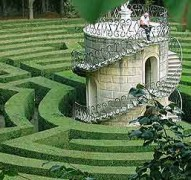 I Giardini con labirinto più belli del mondo