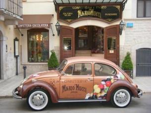 La confetteria e museo di Andria