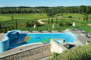 Golf club e centri termali del Garda