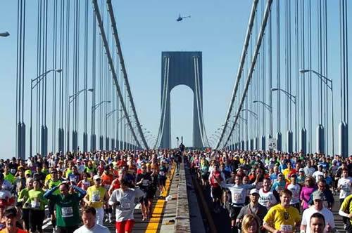 La maratona di New York, tra sport e turismo