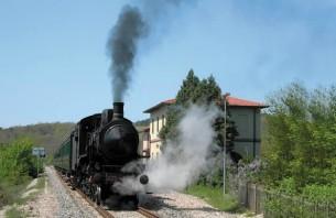 I viaggi del Treno Natura nelle terre di Siena