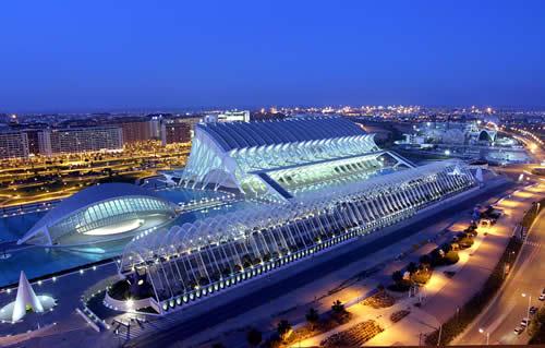 Programmare viaggio a Valencia - La Città delle Arti e delle Scienze di Valencia
