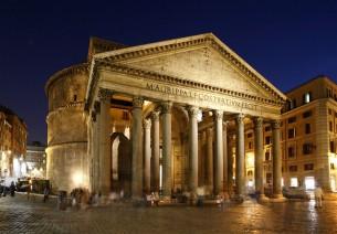 Il Pantheon tra ieri, oggi e domani