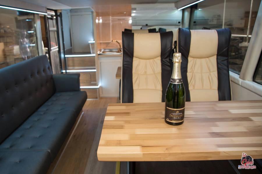 La nuova vacanza di lusso si chiama on the road hotel for Piani casa di lusso 2015