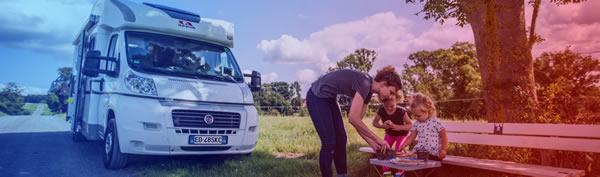 Camper, scelta ideale per un viaggio alternativo