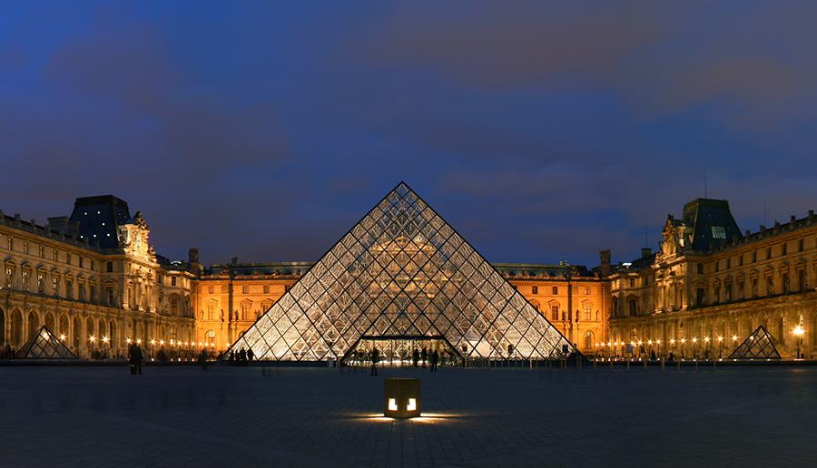 louvre museo parigi
